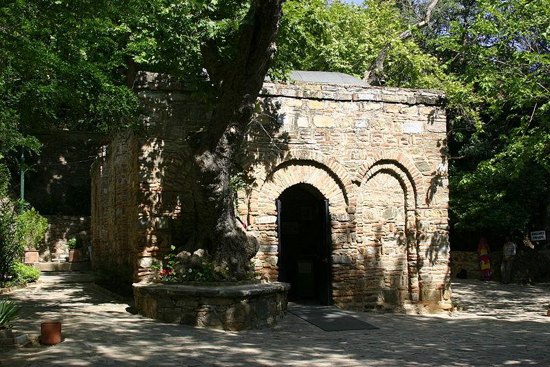 EPHESE en Turquie : la maison de la Vierge Marie (1/3)