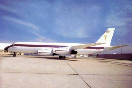 Montons à bord du Lisa Marie, l'avion d'Elvis Presley (3/6)