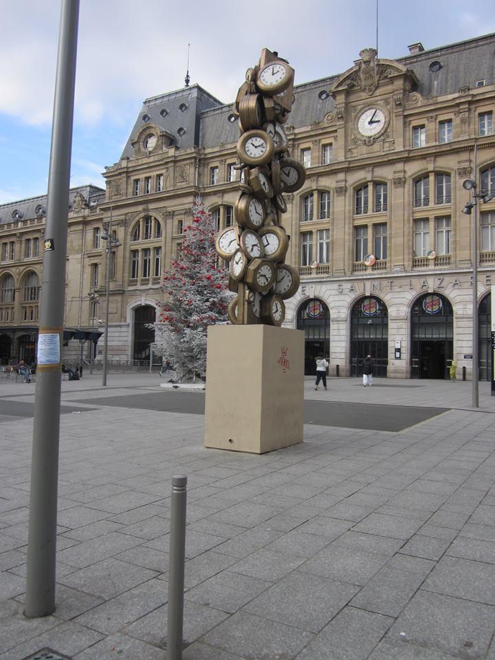 Péripéties parisiennes pour le spectacle de Martin Fontaine 1er épisode (4/6)