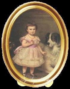 Leur plus jeune fille Marie Valérie Mathilde Amélie